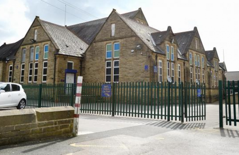 High Crags Primary School