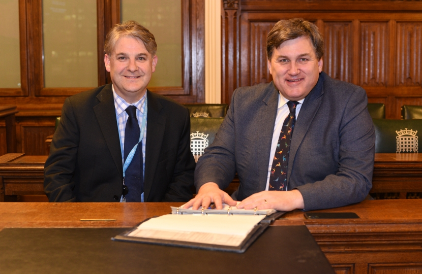 Philip Davies and Kit Malthouse